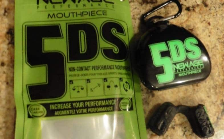 the new age performance mouthpieces are designed to place your jaw in an optimal position