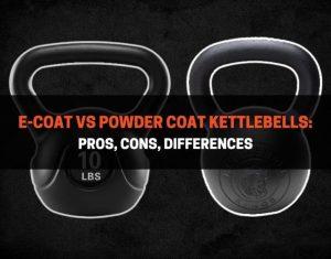 Plastic Kettlebell vs Iron Kettlebell