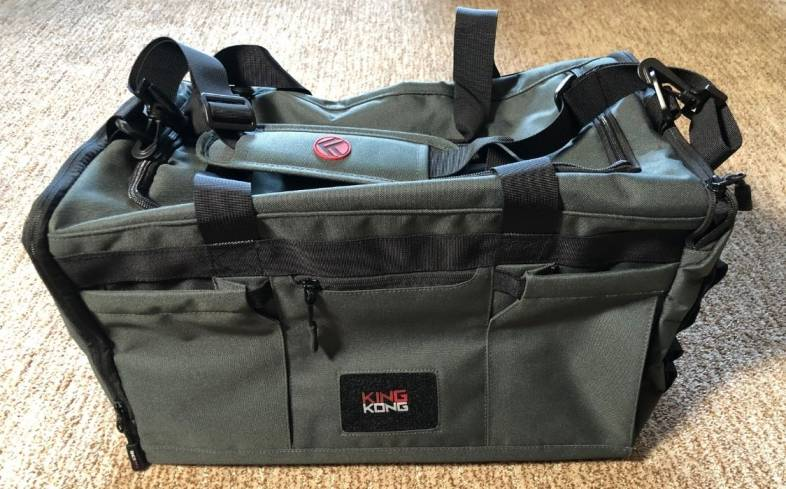 the reasons why a powerlifter needs a special gym bag