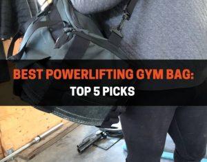 Powerlifting Gym Bag
