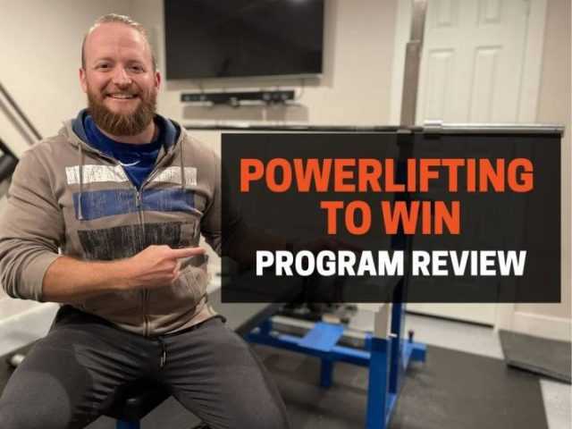 Powerlifting To Win Program Review: Should You Do It?