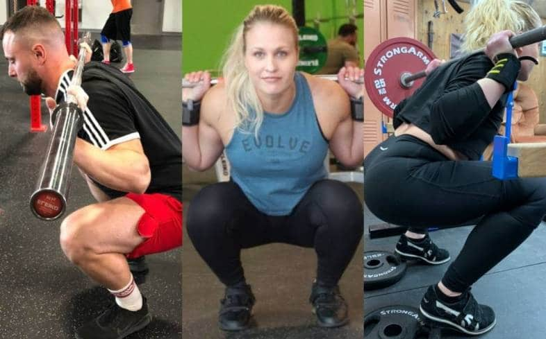 the 6 reasons that make a squat variation harder than a traditional back squat