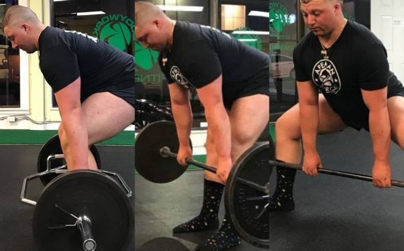 the deadlift can be difficult for several reasons such as range of motion and different muscle focus