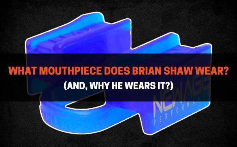 Brian Shaw wears the New Age Performance 6DS, which offers stability for six dimensions of the jaw