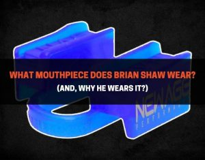 What Mouthpiece Does Brian Shaw Wear