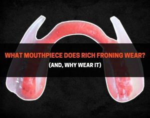 What Mouthpiece Does Rich Froning Wear