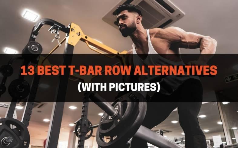 the 13 best t-bar row alternatives