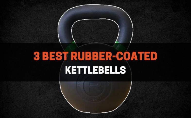 a rubber-coated kettlebell is the best option for those who are training in an environment that needs to be protected from damage