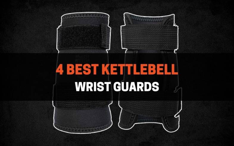 the best kettlebell wrist guard overall