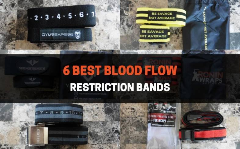top 6 blood flow restriction bands