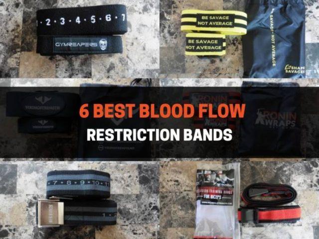 6 Best Blood Flow Restriction Bands (2021)