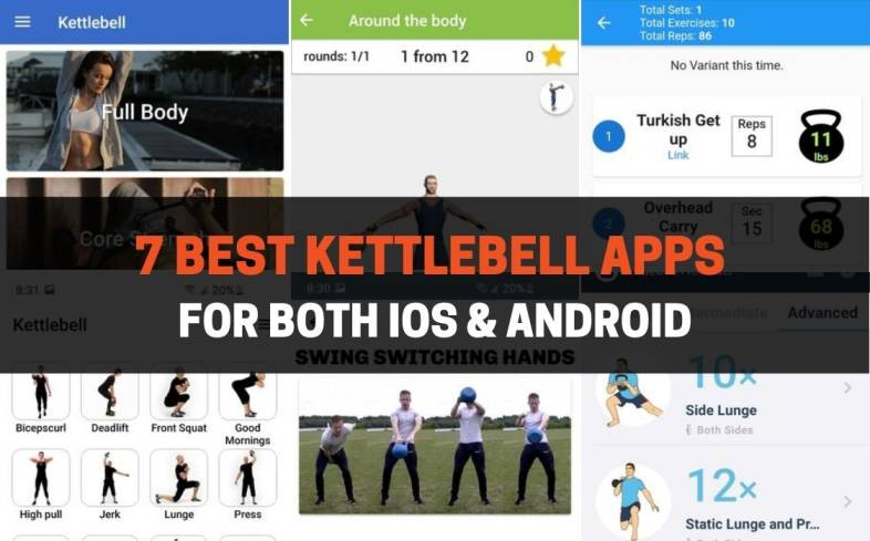 7 best kettlebell apps for both ios and android