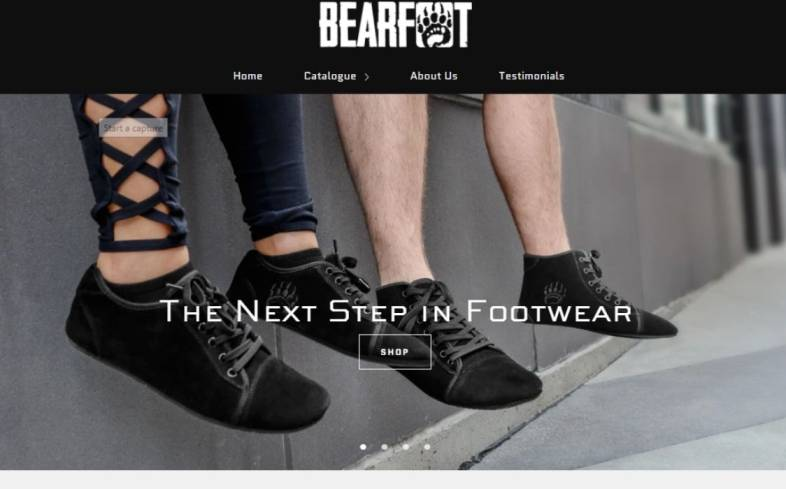 bearfoot is a minimalist shoe brand whose goal is to reverse the damage done to your feet from wearing overly cushioned shoes