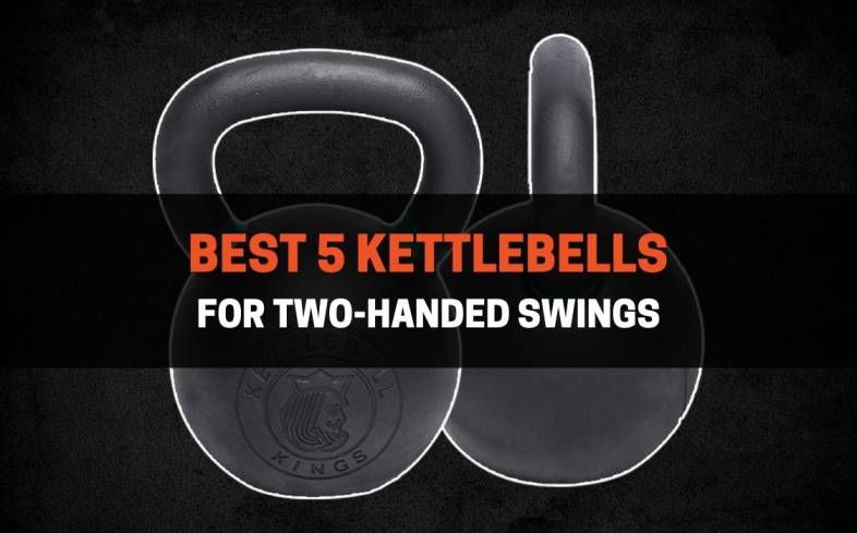 the best overall kettlebell for two-handed swings