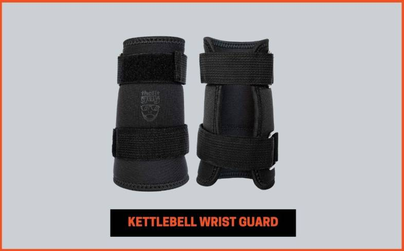 buyer's guide for best kettlebell wrist guards