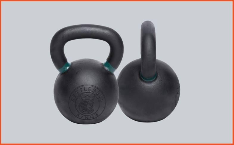 best kettlebells for two-handed swings