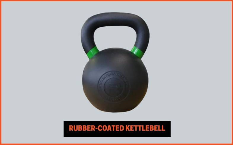 buyer's guide for best rubber-coated kettlebells
