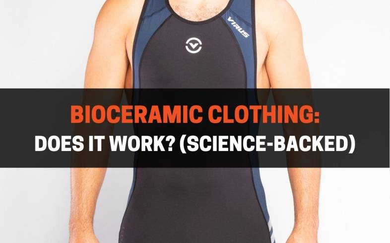 bioceramic clothing does work, and the benefits can be seen whether you wear it for recovery or during your workouts