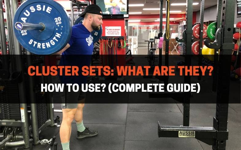 cluster sets are made up of smaller constituent sets within each set
