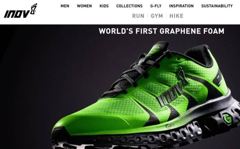 inov-8 is a minimalist shoe brand that got its start making trail running shoes