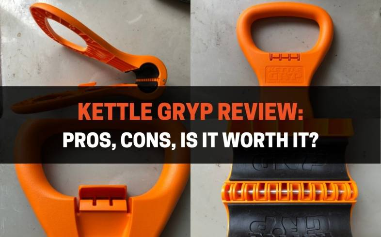 pros and cons of kettle gryp review