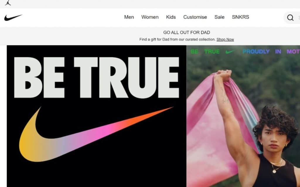 nike has been a mainstay in the fitness industry for years