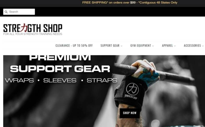 strength shop offers deadlift shoes, deadlift slippers, and weightlifting shoes