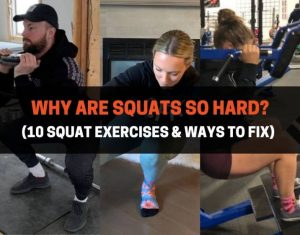 Why Are Squats So Hard