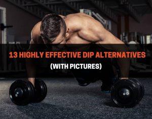 13 Highly Effective Dip Alternatives