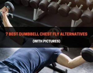 7 Best Dumbbell Chest Fly Alternatives