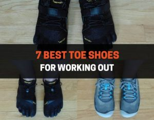 7 Best Toe Shoes for Working Out