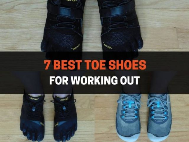7 Best Toe Shoes for Working Out (2021)
