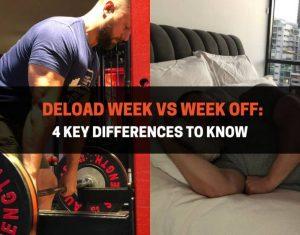 Deload_Week vs Week Off