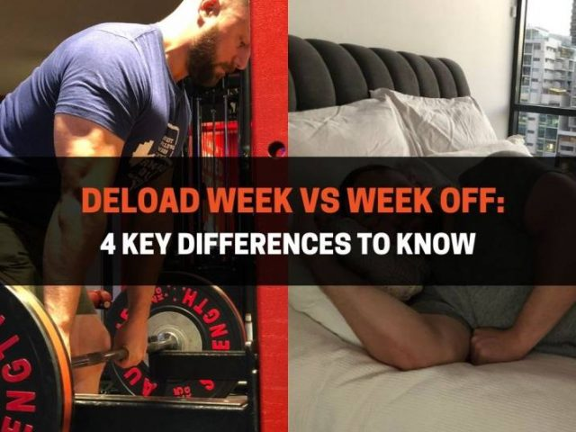 Deload Week vs Week Off: 4 Key Differences To Know
