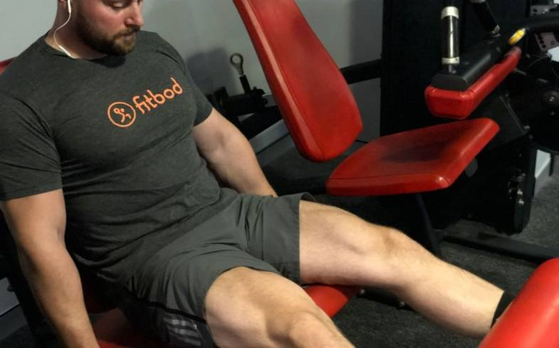 the leg extension is an isolation exercise where the main focus is on the muscles of the quads