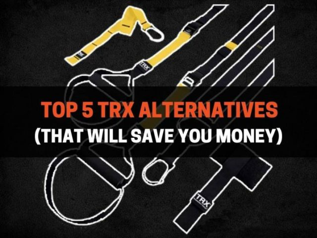 Top 5 TRX Alternatives in 2021 (That Will Save You Money)