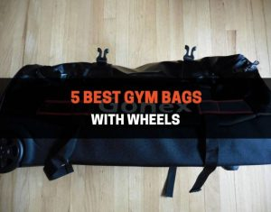 5 Best Gym Bags with Wheels