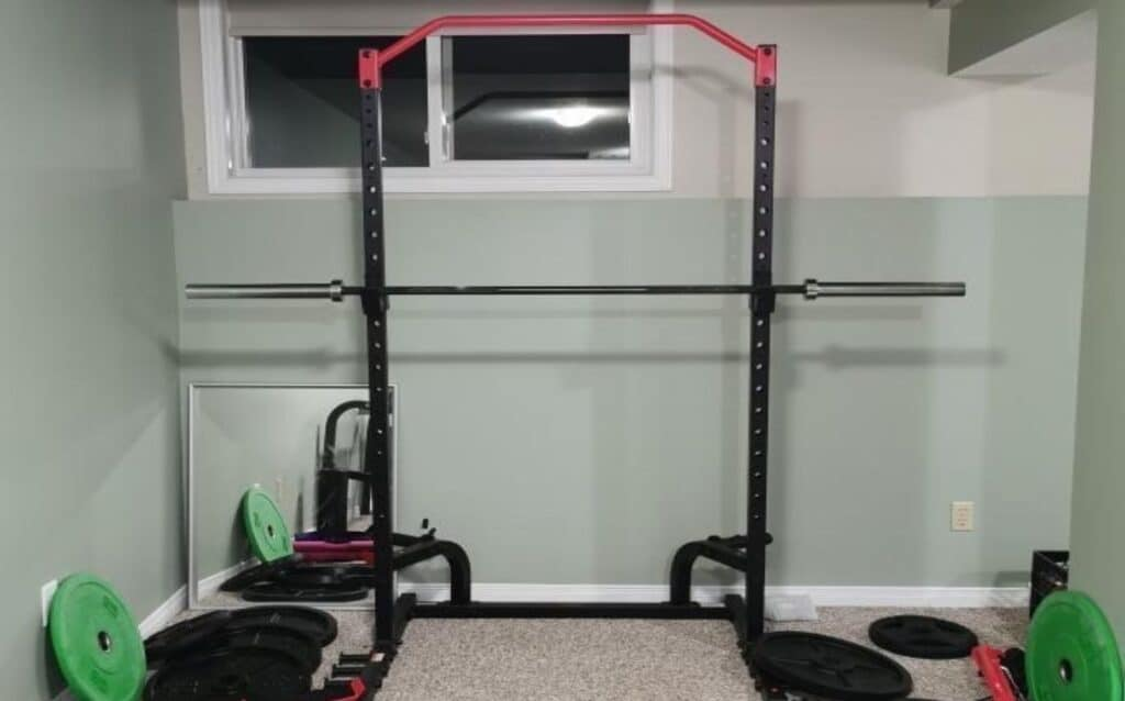 3 considerations when determining if you can put a squat rack in an apartment