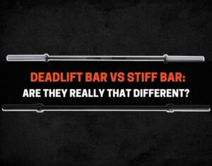 Deadlift Bar vs Stiff Bar