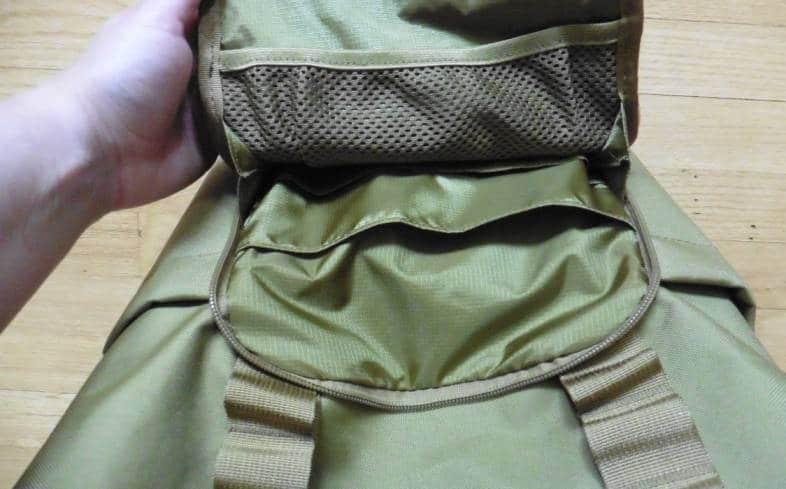 gym bag should be durable enough that it won't rip or tear