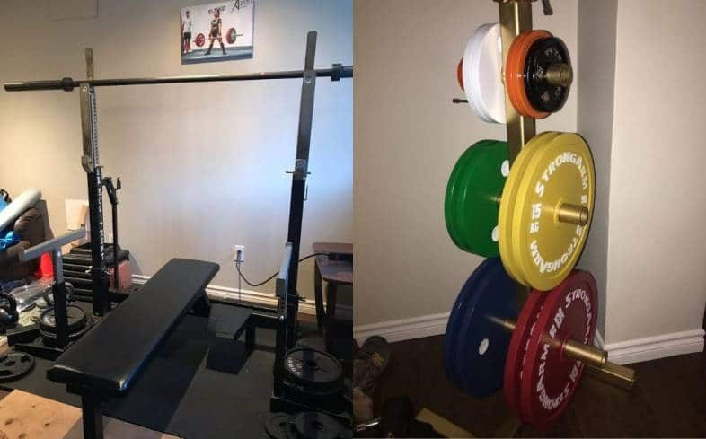 how heavy can you lift in an apartment