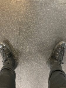 being duck footed, or out-toeing, is a condition where the feet point outwards instead of straight ahead