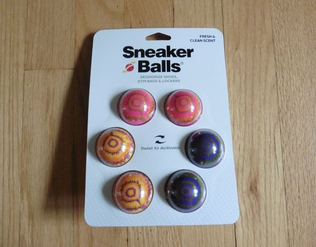 sof sole sneaker balls best for small gym bags