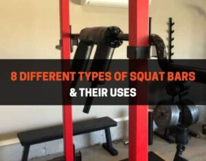 8 Different Types of Squat Bars and Their Uses