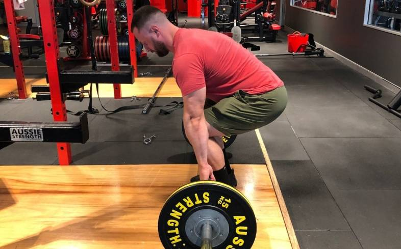 the deadlift is characterized as a pull exercise because it involves exerting force to move the weight towards us