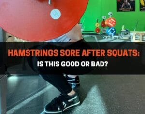 Hamstrings Sore After Squats