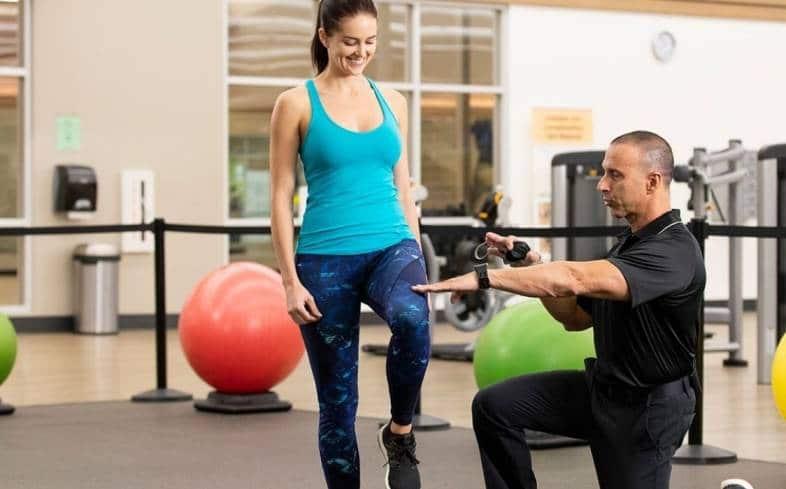 LA Fitness Personal Training