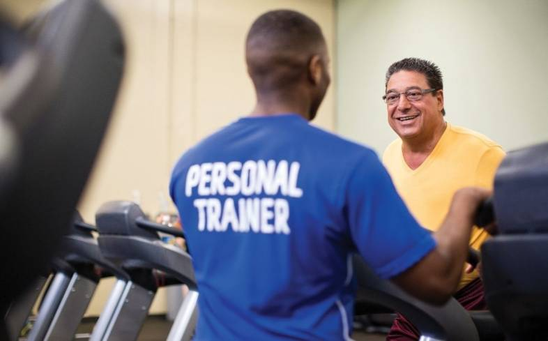 YMCA Personal trainer