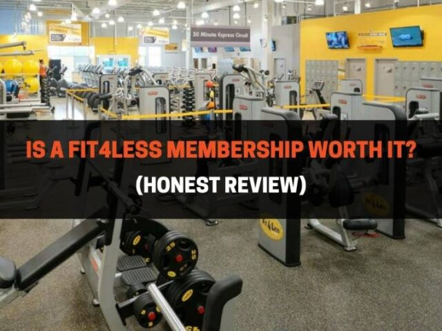 Is A Fit4Less Membership Worth It? (Honest Review)