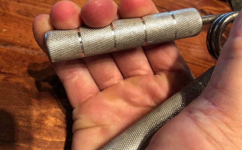 Grippers Build Forearms